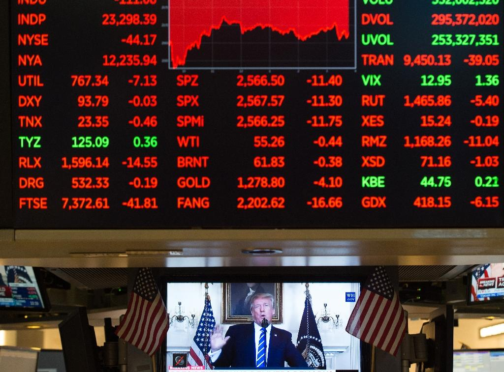 President Donald Trump regularly extols the health of the US economy under his watch, but analysts with an eye on the yield curve aren't as optimistic about its long-term prospects