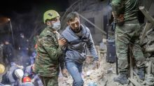 Nagorny Karabakh: treize civils tués en Azerbaïdjan, le président crie vengeance