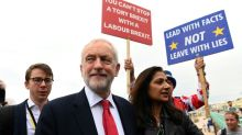 Amid chaos, UK Labour rejects campaign to remain in EU