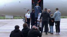 L'ex-otage française au Mali Sophie Pétronin est arrivée en France