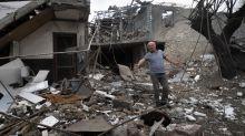 Armenia, Azerbaijan agree on cease-fire in Nagorno-Karabakh