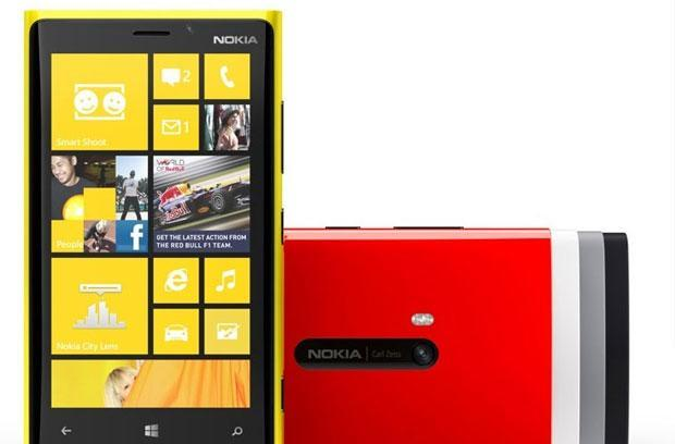 Nokia Lumia 920 pre-orders reappear: $699 off-contract at Negri Electronics