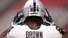 Antonio Brown can return in two weeks