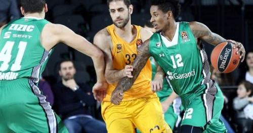 Basket - Euroligue (H) - 26e journée : le Darussafaka Istanbul à l'équilibre