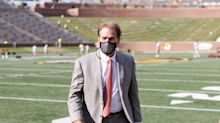 Nick Saban cleared to coach Alabama on Saturday after third negative COVID-19 test