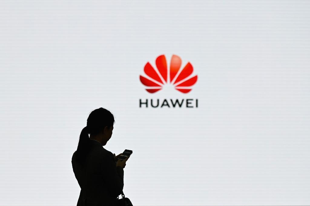 Huawei has also benefitted from Chinese banks giving preferential loans to its overseas customers to ensure its products have a market (AFP Photo/WANG ZHAO)