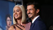 Katy Perry And Orlando Bloom Share First Photo Of Baby Girl