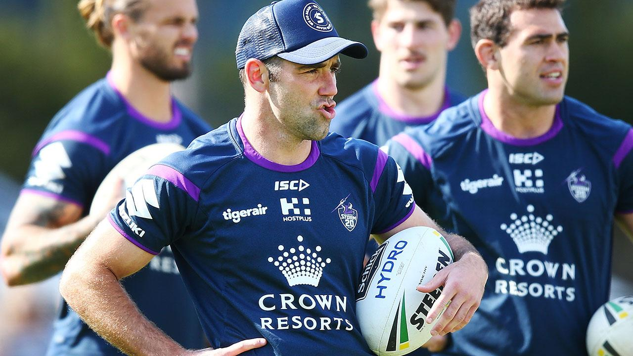 The 'handshake deal' that could end Cameron Smith's career early