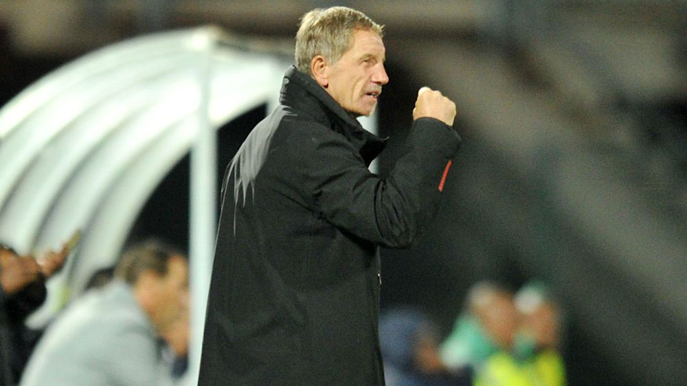 Stuart Baxter: Qualifying for Russia is in Bafana Bafana's hands