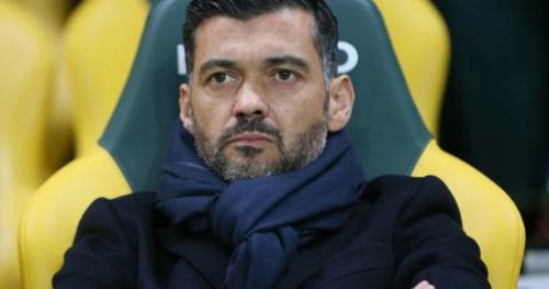 Foot - L1 - Sergio Conceiçao quitte Nantes pour Porto (off.)