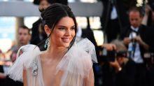 Los looks transparentes de Kendall Jenner