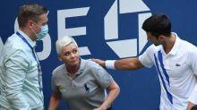 US Open (H) - Novak Djokovic : « Je suis vraiment désolé »