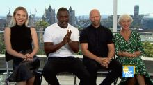 'GMA' Hot List: 'Hobbs and Shaw' cast describe the film in 1 word