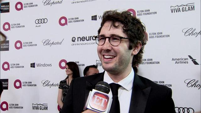 Groban Happy To See Music 'Get Its Due' At Oscars
