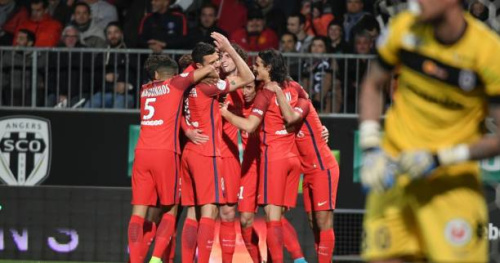 Foot - L1 - Stats - Les séries qui boostent Paris en Ligue 1