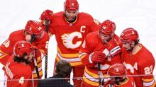 The Buzzer: Flames stay alive on light Sunday in NHL