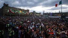 FOTOS | La celebración del Grito de Independencia en 20 imágenes