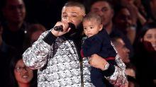 DJ Khaled Brings Out Adorable Son Asahd to Introduce Ed Sheeran at iHeartRadio Awards