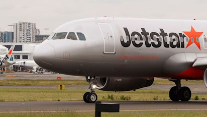 Jetstar includes gender X in questionnaire