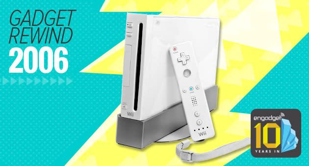 Gadget Rewind 2006: Nintendo Wii