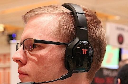 Mad Catz/Tritton's Primer gaming headset arriving this week, we go ears-on