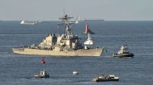 What we know about Navy destroyer's deadly collision with a container ship off Japan