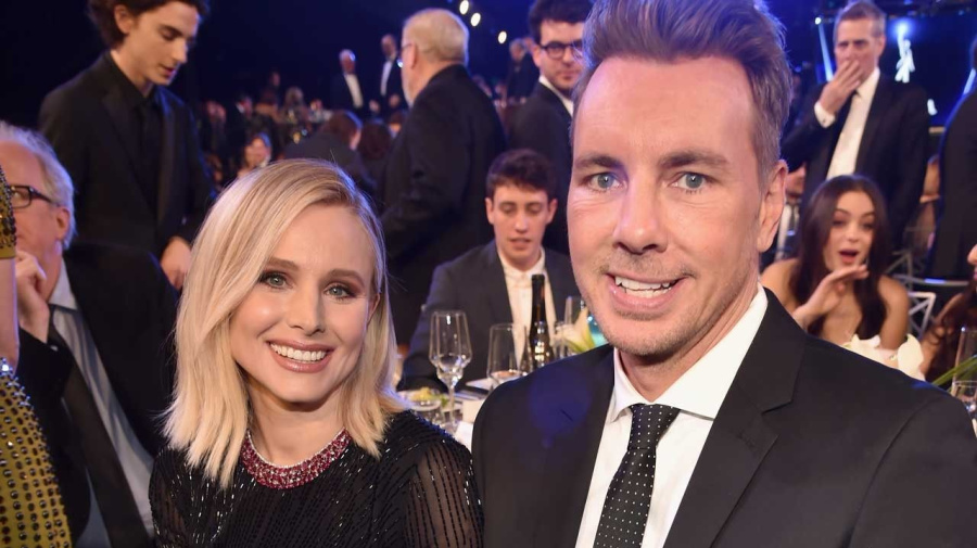 Dax Shepard Defends Wife Kristen Bell After She's Shamed For Admitting to Smoking Weed Around Him