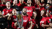 Crusaders keep name but change logo in historic move