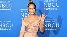 Jennifer Lopez Is Sweating the Summer Heat But Still Looks Flawless -- See Her 'Shades of Blue' Set Pics!