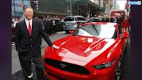 Ford's Alan Mulally Not Looking Likely As Microsoft CEO