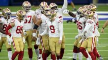 Unsettled 49ers rally to hand Rams first SoFi loss, 23-20