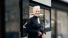 Maye Musk, 69, joins CoverGirl's all-star lineup