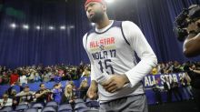 Watch the moment DeMarcus Cousins found out he was traded to New Orleans