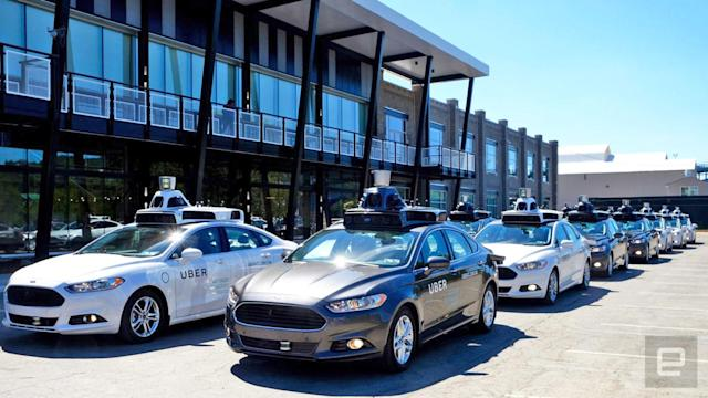 Uber's self-driving car tests aren't going as well as planned