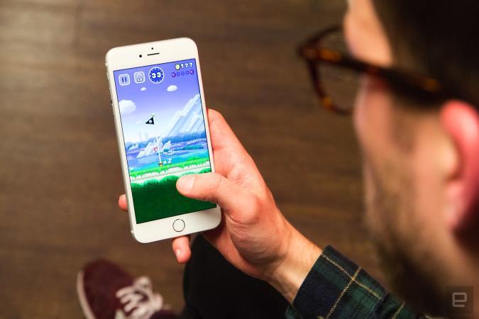 'Super Mario Run' hits 40 million downloads in four days