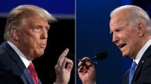 Trump e Biden protagonizam debate final mais civilizado a 12 dias das eleições