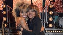 Tina Turner makes first red carpet appearance in 5 years to support musical about her life