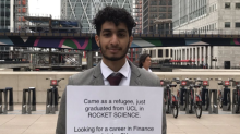 Refugee Rocket Scientist Lands Three Interviews After Job Search Goes Viral