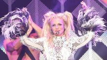 Britney Spears Celebrates Her 35th Birthday at KIIS FM Jingle Ball