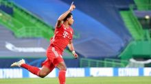 Foot - C1 - Bayern : Face à l'OL, Gnabry a été particulièrement réaliste