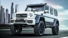 Brabus 700 4x4 Squared is here to bring other motorists' nightmares to life