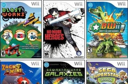 Ten for under twenty at Gamefly's sale