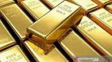 Harga emas anjlok 13,7 dolar, investor khawatir Fed kurang ekspansif