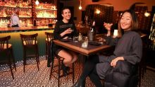 Champagne and donuts: Virus-beating Melbourne enjoys reopening party