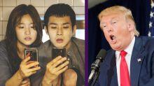 Donald Trump cree que 'Parásitos' no debió ganar el Óscar… y la distribuidora le responde