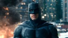 Ben Affleck says he wore his Batman suit to son's birthday party