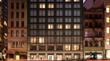 Toll Brothers Joint Venture to Develop Luxury Condominium Project in Manhattan's Tribeca Neighborhood