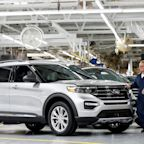 Ford says it won't restart North American factories at the end of March because of the coronavirus outbreak