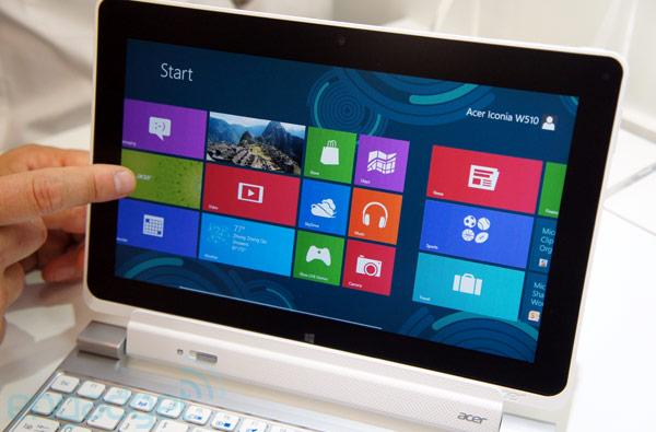 Acer turns down non-tablet ARM devices, player hates the smartbook game