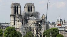 Walt Disney and Badoo join companies pledging money to rebuild Notre-Dame